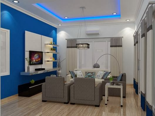 Jasa Desain Autocad Solidworks 3dmax Jasa Gambar Interior Design Ruang Keluarga Minimalis Modern