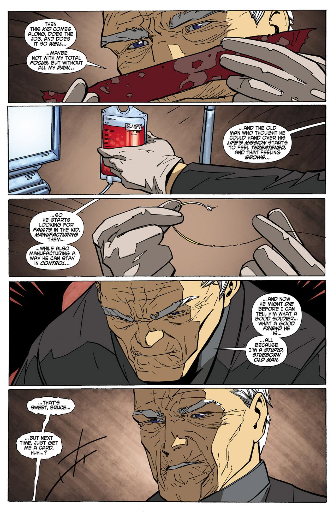 Batman Beyond (2010) Issue #5 #5 - English 21
