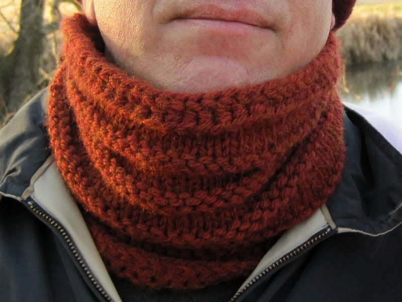 Mr. Micawbers Recipe for Happiness: The Just Because Cowl Free Pattern &...