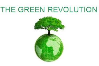 Green Revolution Cartoon