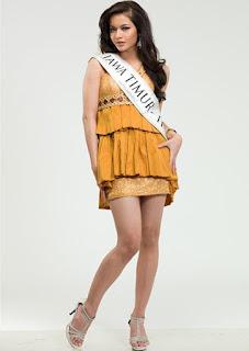 Foto Profil Ovi Dian Aryani Putri (Jawa Timur) | Miss Indonesia 2012
