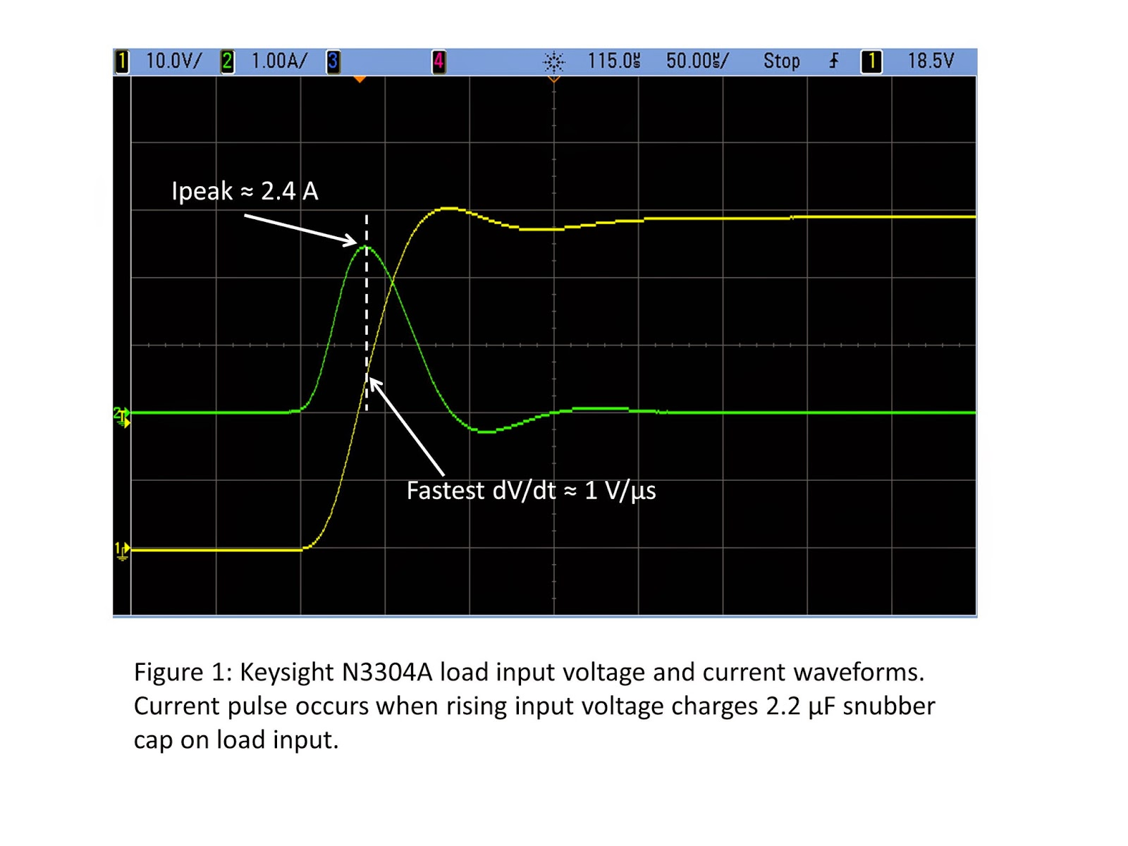 Watts Up December 2014 Lets Say The Input Voltage Is 20v Output Will Be So You Can See That Current Flowing Into Of An Electronic Load May Not Simply Dc Setting Expect If Apply A Dynamic