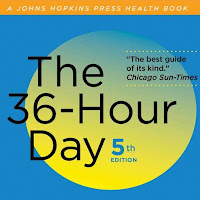 Book cover of 'The 36-Hour Day'