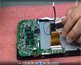 manutenção de Tablet e celulares