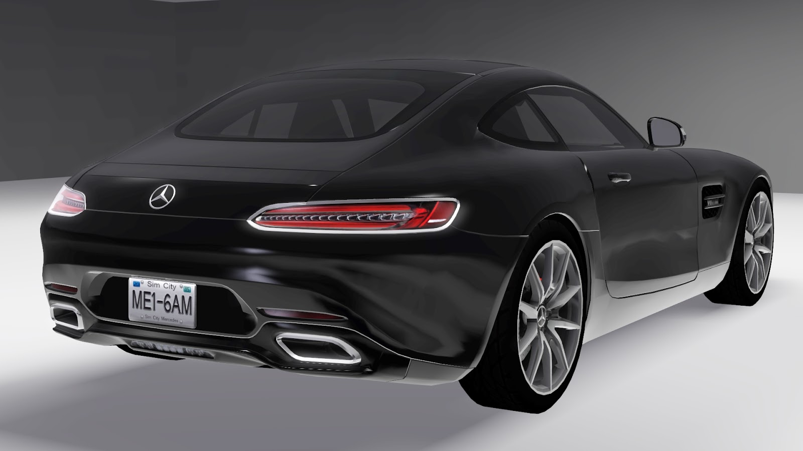 My Sims 3 Blog 2016 Mercedes Benz Amg Gt And More Cars By Fresh