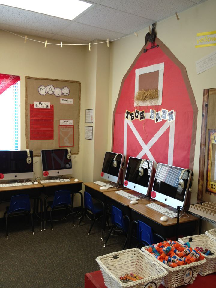 Western Classroom Decor : Classroom themes the creative