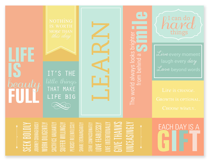 printable bookmarks with quotes quotes