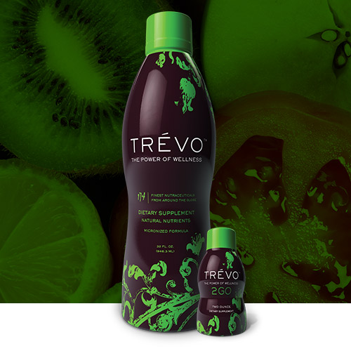 Order TREVO - 174 Superfoods - Change  YOUR Diet. Change your Health!