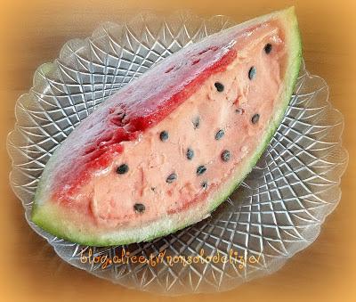 gelato di anguria