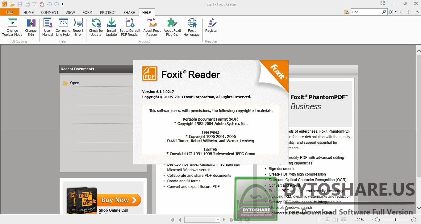 foxit pdf software free download