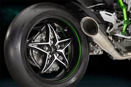 Swing arm Kawasaki Ninja H2