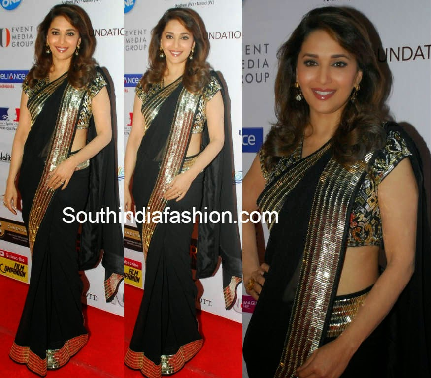 madhuri dixit at mumbai film festival closing night