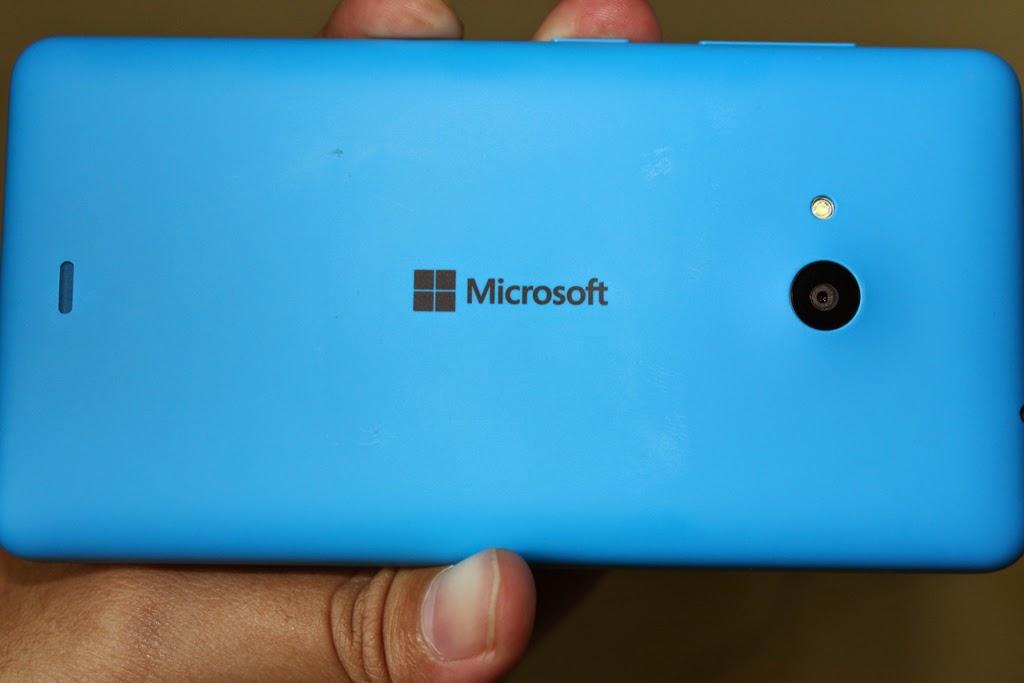 Microsoft Lumia 535 Dual SIM Prapertunjukan