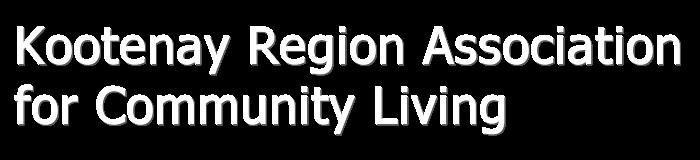 Kootenay Region Association for Community Living