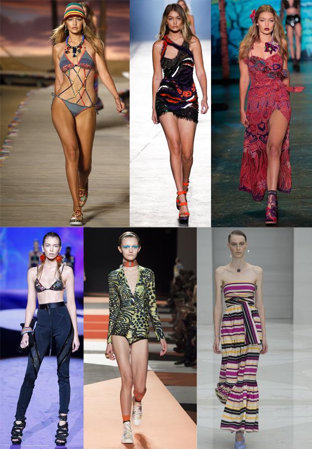 Gigi Hadid 2015 versus skinny models