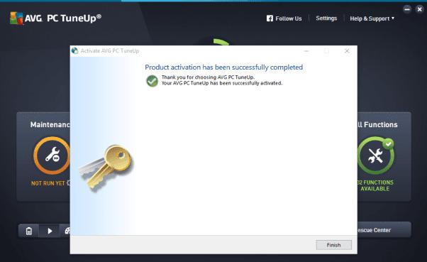 AVG PC TuneUp Lifetime - Serial keys free Solved 100