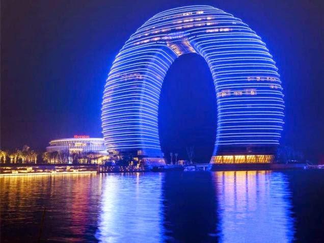Hotel Sheraton Huzhou Hot Spring