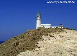 Lighthouse Prasonisi