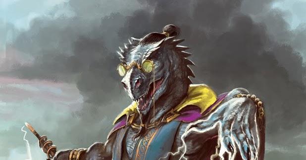 guido kuip  advanced races  dragonkin