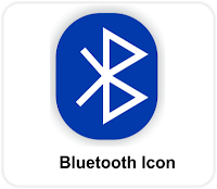 Corel Draw Tutorial Bluetooth Icon
