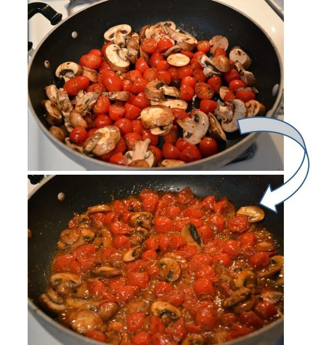 Chicken With Tomatoes And Mushrooms Recipes — Dishmaps