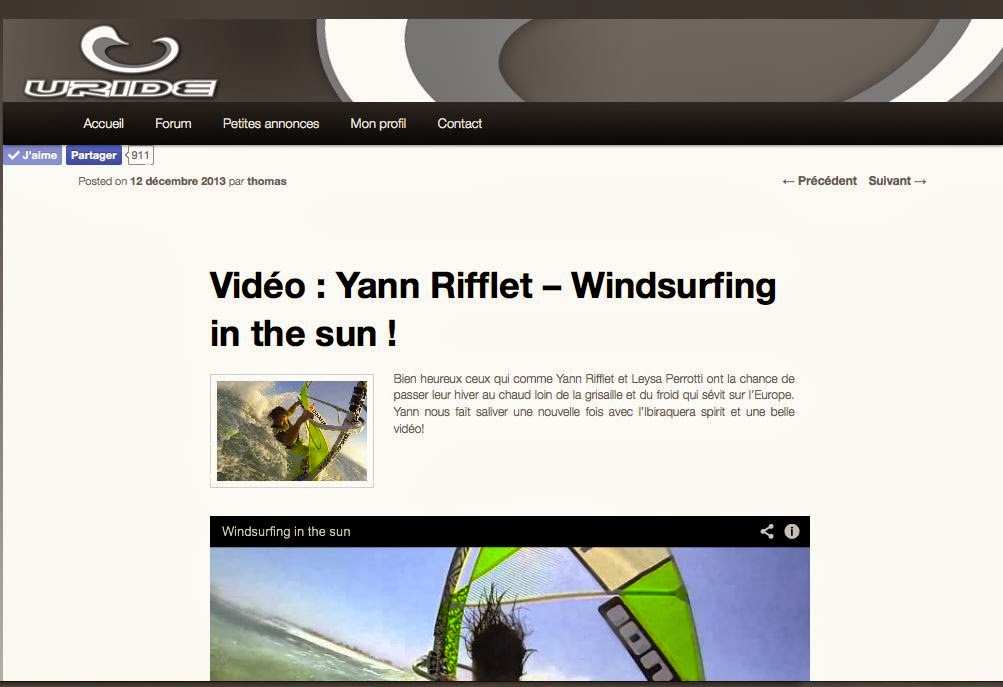 http://u-ride.net/actualite/video-yann-rifflet-windsurfing-in-the-sun.html