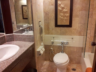 バンコクのホテル おしゃれガール必見綺麗なトイレにしてみ