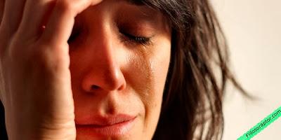 Las ventajas de llorar mucho