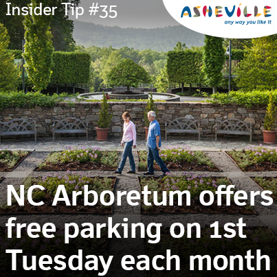 Asheville Insider Tip: Explore the NC Arboretum, an Outdoor Masterpiece of Horticulture