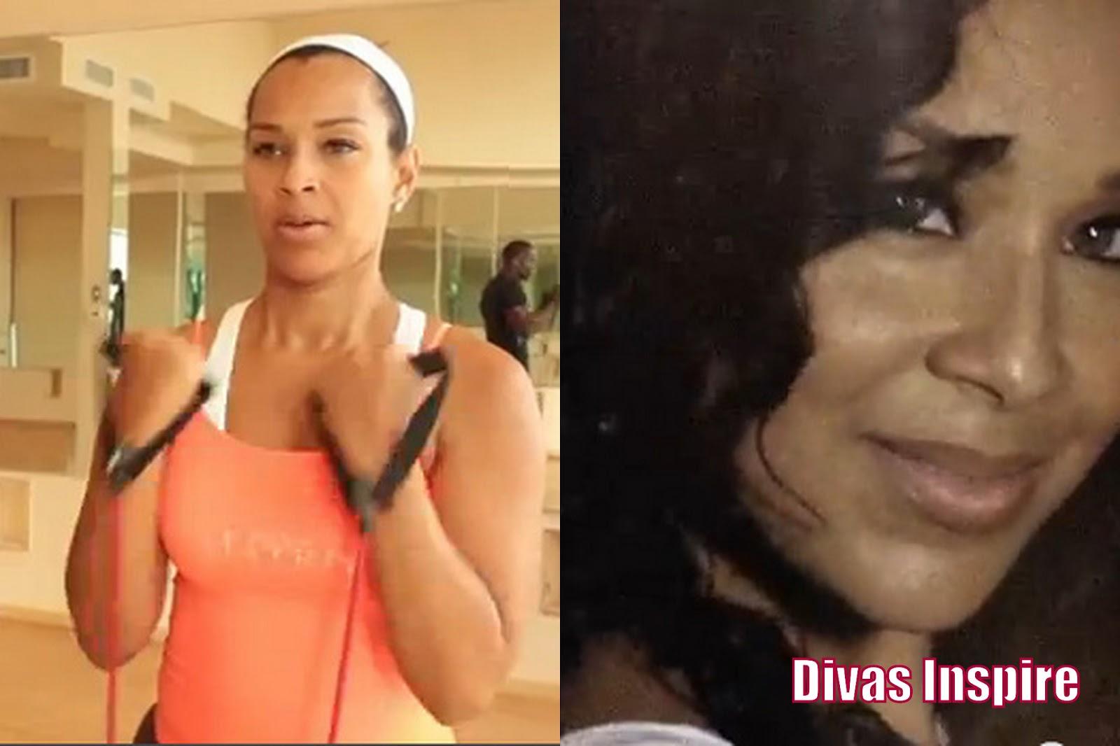 Lisa Raye Players Club Dancing Actress Lisaraye Mccoy On