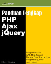 Download Ebook PDF Ajax jQuery Bahasa Indonesia