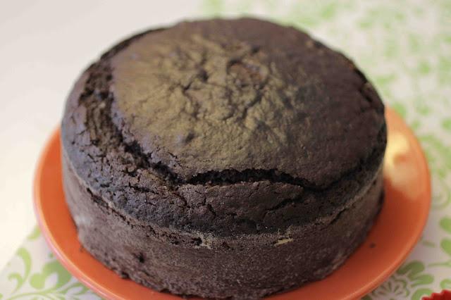 Gâteau choco-soda