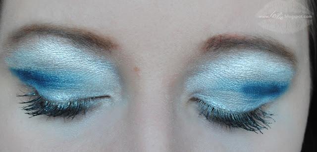 Makijaż w zimowych odcieniach