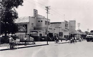 Bioskop Rex Dan Capitol di Kota Pekalongan Tempo Dulu