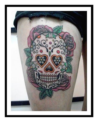sugar-skull-tattoo