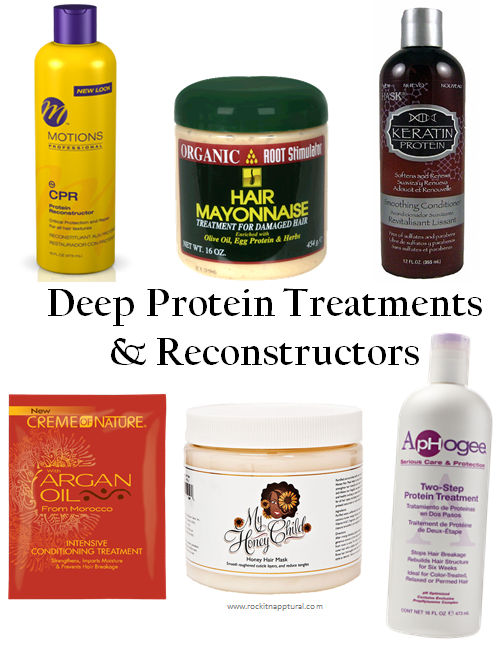 Natural Deep Conditioner For Fine Hair