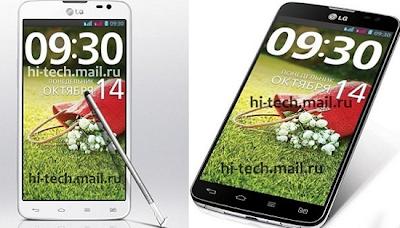 Nuevo lg pro lite smartphone