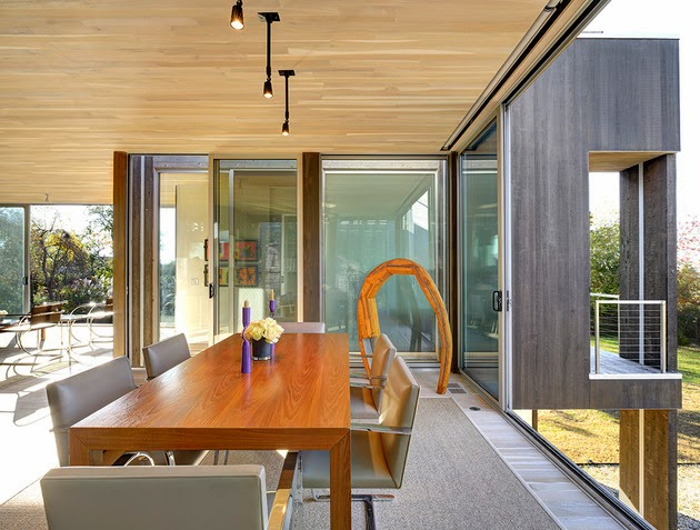 desain rumah panggung modern rancangan desain rumah