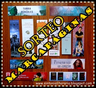 """Sorteo II en """"Sintonía Literaria"""""""