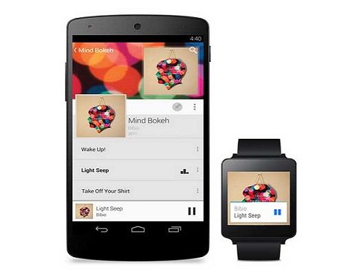 Android Wear ya puede hacer fotografías