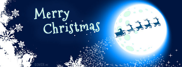 Foto Sampul Natal 2012 | Facebook Cover : Merry Christmas