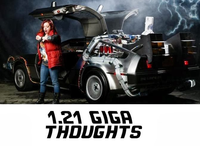 1.21 Gigathoughts
