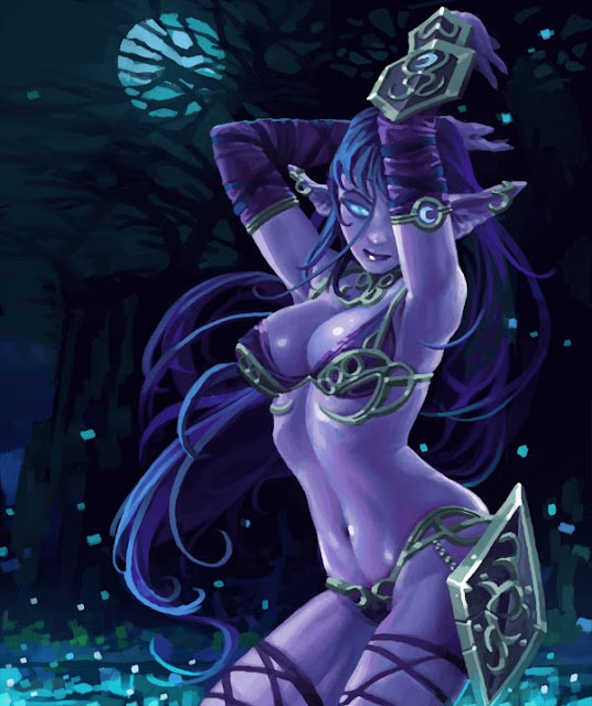 night elf por molybdenumgp03