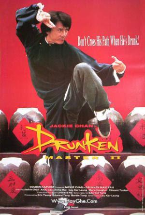 Túy Quyền 2 - Drunken Master 2