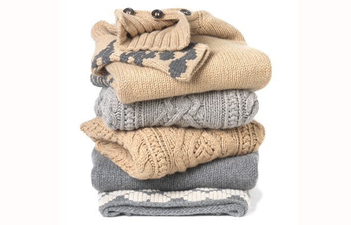 Eccezionale Nuvole Country: infeltrire un maglione LC73