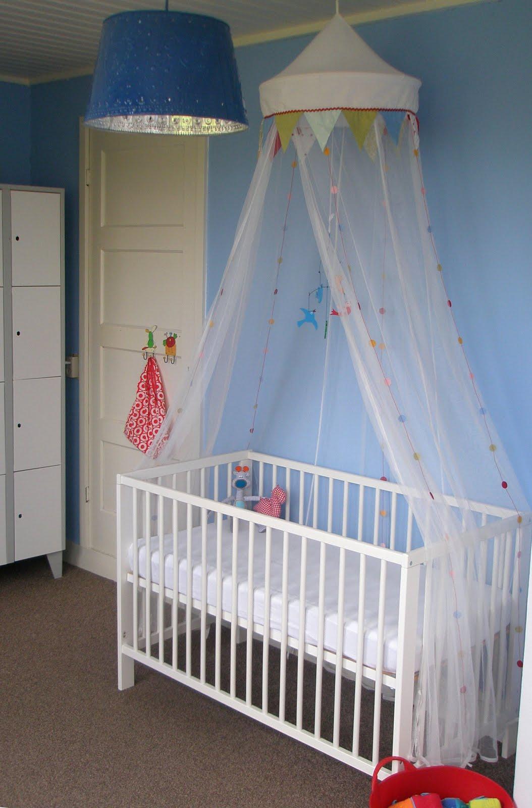 Annabel schrijft: babykamer.