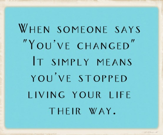 cool quotes about change life change quote