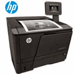 HP M401d LaserJet Pro 400 Printer at Rs. 17392 at Snapdeal