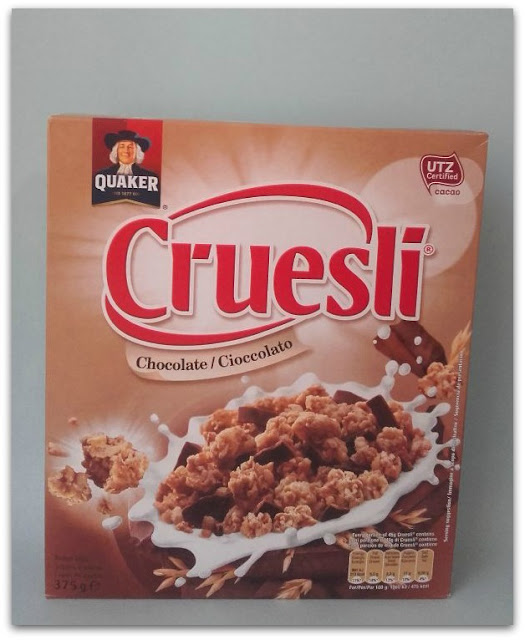 Cruesli Chocolate Disfrutabox