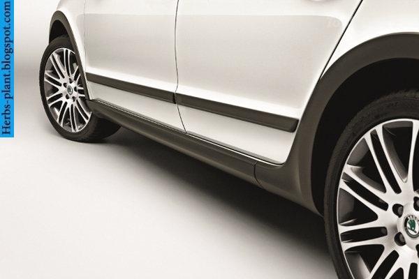 Skoda superb car 2013 tyres/wheels - صور اطارات سيارة سكودا سوبيرب 2013